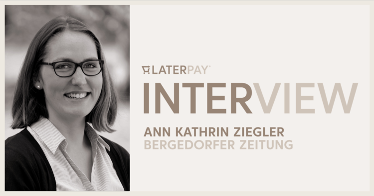 Bergedorfer Zeitung Selects LaterPay: Interview with Ann Kathrin Ziegler